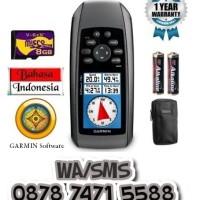 GPS GARMIN GPSMAP 78s + 8GB Memory + Carry Case