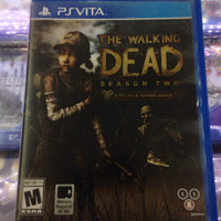 Kaset PS Vita The Walking Dead Season 2