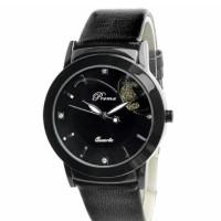 PREMA Jam Tangan Wanita Strap Kulit Sintetis Fashion Wrist Watch
