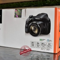 [NEW] Sony Cyber-shot DSC-H400 63x Zoom Optik @Gudang Kamera Malang