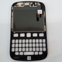 Touch Panel Bb Blackberry Samoa 9720 - Black - New-ori Rim - 444