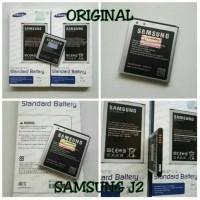 ORIGINAL 100% SEIN baterai Batre Battery SAMSUNG J2 J200