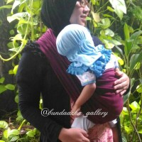 GEOS -INS Sabila, Gendongan bayi kaos Instant