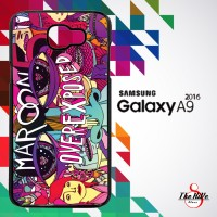 Maroon 5 Album Over Exposed 0238 Casing for Galaxy A9 2016 Hardcase 2D