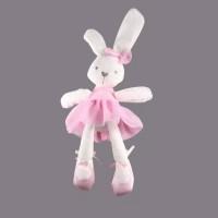 Jual Boneka kelinci lucu/Ballerina Bunny/mamamiya/pinkie bunny/mamas&papas Murah