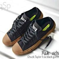 harga Sepatu Pria Converse Chuck Taylor Black Sol Gum Casual Sneakers Kuliah Tokopedia.com