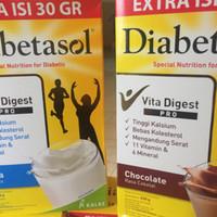 Susu Diabetasol 600 Gr Extra 30 Gram Termurah Original Bisa Gojek
