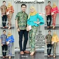 Jual Batik Couple Maheswari Lonceng Murah