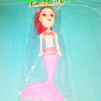 mainan barbie putri duyung