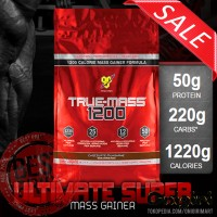 BSN Truemass 1200 10lb - True Mass 10 lb | Weight Gainer True-Mass