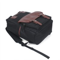 uNiQue Tas Korean Backpack Tas Ransel Laptop K13 Free Gembok Kombina5