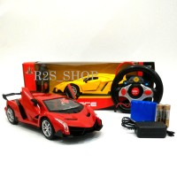 Mainan Mobil RC Masterpiece / Lamborghini Veneno Skala 1:16