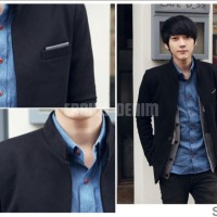 Blazer Pria Ala Korea Murah, Jas Fashion Pria, Baju Pria Bali