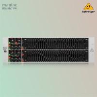 Behringer FBQ6200 (Equalizer Stereo Graphic, 31-Band, Feedback Detect)