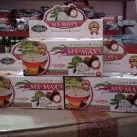 Jual JUAL Teh Ms Max Darussyifa | Teh Kulit Manggis Plus Sirsak | Acemax Murah