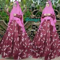 Kanaya syari=syari buble pop=hijab syari online shop=fashion=sale=AR