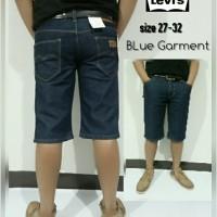 Harga celana jeans pendek pria black garment celana jeans | WIKIPRICE INDONESIA