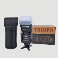 TR-586EX-C Flash Triopo (Canon E-TTL)
