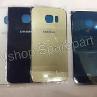 Backdoor Samsung S6 Edge Black/White/Gold