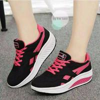 Sepatu Wanita Kets Casual SDS164 EXCLUSIVE