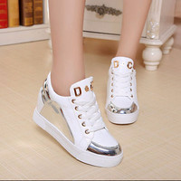 Sepatu Kets Wanita Casual SDS127 TRENDI