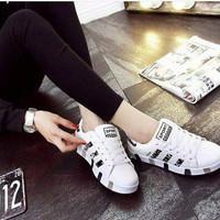 Sepatu Wanita Putih Kets Casual SDS165 MODIS