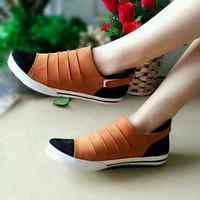 Sepatu Sandal Wanita SNEAKER SDS93 EXCLUSIVE