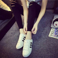 Sepatu Wanita SDS98 Sepatu Kets Warna Hitam Size 36 & Size 37 EXCLUS