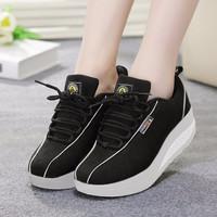 Sepatu Kets Wanita Casual SDS124 EXCLUSIVE