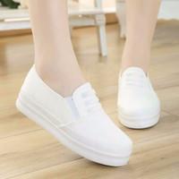 Sepatu Wanita Kets Slip On SDS142 TRENDI