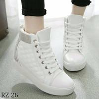 Sepatu Boots Wanita Model Korea SBO109 MODIS