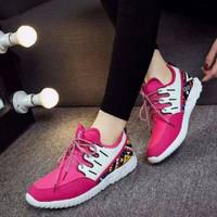 Sepatu Wanita Kets Casual SDS167 TRENDI