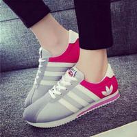 Sepatu Wanita SDS102 Sepatu Wanita Khusus Size 36 Warna Abu TRENDI