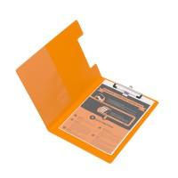 Bantex Clipboard With Cover A4 Mango #4240 64