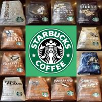 Jual Starbucks Whole Bean Coffee Kopi All Variant Blonde Medium Dark Roast. Murah