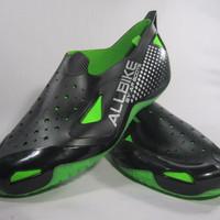 Jual Sepatu Karet hijau Sepeda Air Motor ALL Bike AP Boots Hujan ALLBIKE Murah