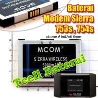 harga Baterai Modem Sierra 754s 753s Mcom Tokopedia.com