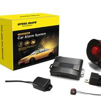 Alarm Mobil Steelmate UPDATE Bisa pasang di mobil HONDA,TOYOTA,NISSAN