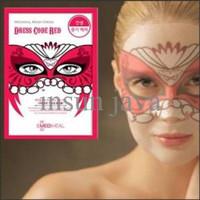 EXCLUSIVE Dress Code Red Mediheal Masker Korea (RED / MERAH) PALING MU