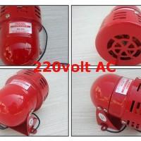 Motor Siren 220 Volt AC 120db Alarm Sound