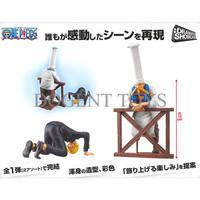 One Piece Dramatic Showcase 6th Season Vol.1 Sanji And Zeff