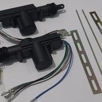 Jual Central Lock Mobil Single Kabel 5/ Sentral Lock Mobil Murah