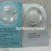Laneige White Plus Renew Capsule Sleeping Pack 3ml