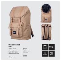 Tas Ransel backpack Cream TD (Khaki)