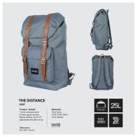 Tas Ransel backpack Abu-abu TD (grey)