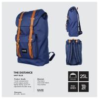 Tas Ransel backpack Biru TD (Navy)