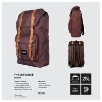 Tas Ransel backpack Coklat TD (Brown)