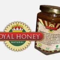 MADU NATURAL ROYAL HONEY NASA