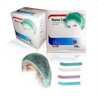 Nurse Cap OneMed box isi 100pcs