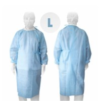 Baju Operasi Surgical Gown NonWoven Size Large OneMed
